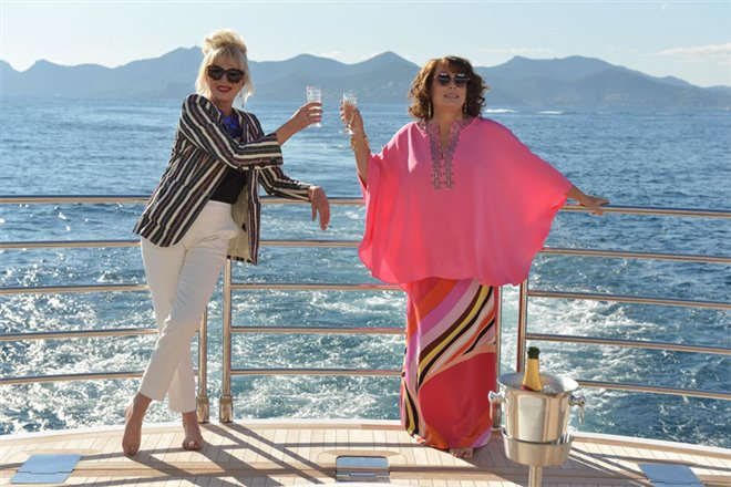 Absolutely Fabulous: The Movie Photo 1 - Large