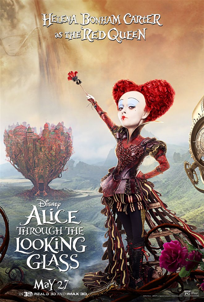 Alice Through the Looking Glass Photo 40 - Large