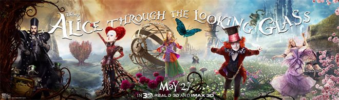 Alice Through the Looking Glass Photo 1 - Large
