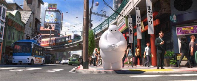 Big Hero 6 Photo 9 - Large