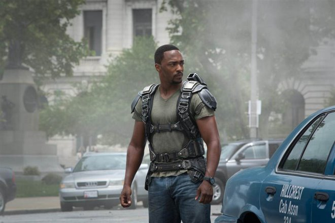 Captain America: The Winter Soldier Photo 12 - Large