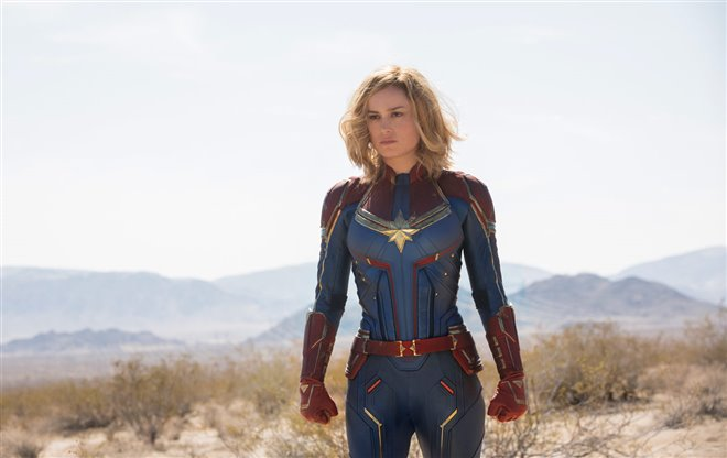 Captain Marvel Photo 3 - Large