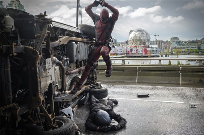 Deadpool Photo 2 - Large