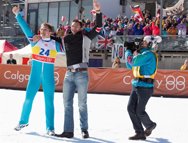 Eddie the Eagle Photo 3 - Large