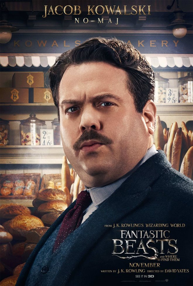Fantastic Beasts and Where to Find Them Photo 51 - Large