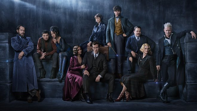 Fantastic Beasts: The Crimes of Grindelwald Photo 2 - Large