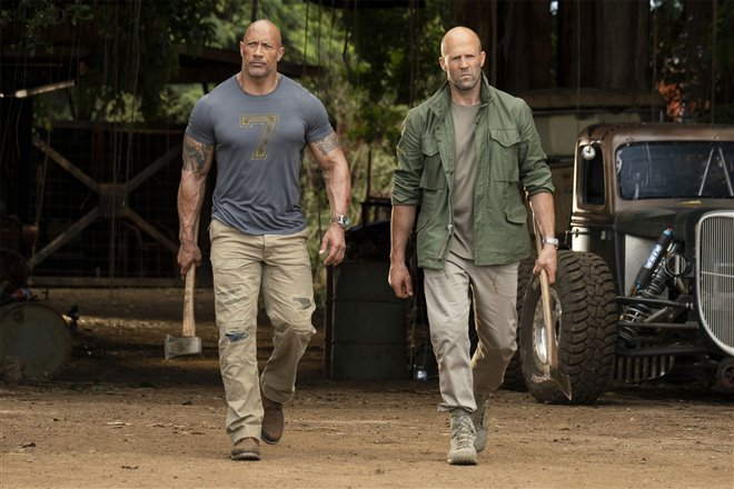 Fast & Furious Presents: Hobbs & Shaw Photo 9 - Large