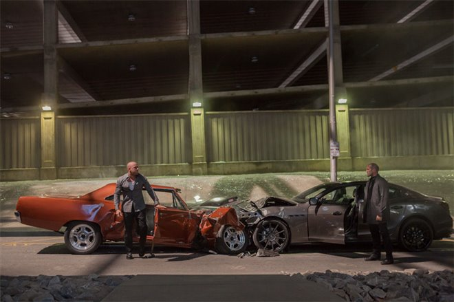 Furious 7 Photo 22 - Large
