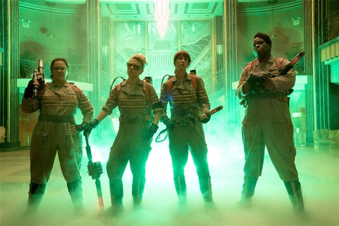 Ghostbusters Photo 1 - Large