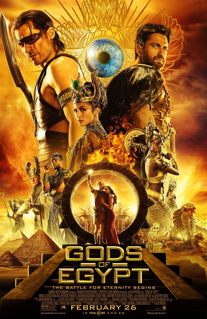 Gods of Egypt Photo 18 - Large