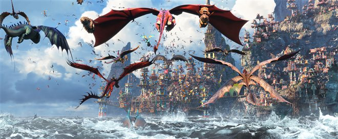 How to Train Your Dragon: The Hidden World Photo 2 - Large