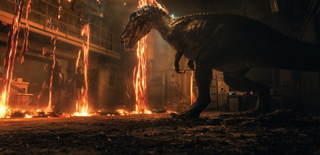 Jurassic World: Fallen Kingdom Photo 4 - Large