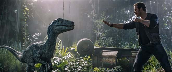 Jurassic World: Fallen Kingdom Photo 5 - Large