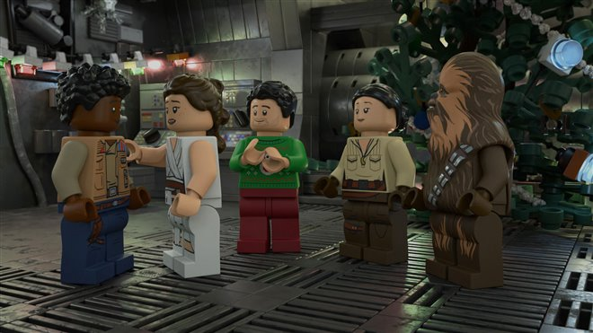 LEGO Star Wars Holiday Special (Disney+) Photo 1 - Large