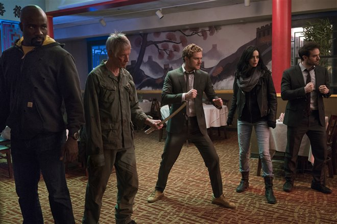 Marvel's The Defenders (Netflix) Photo 1 - Large