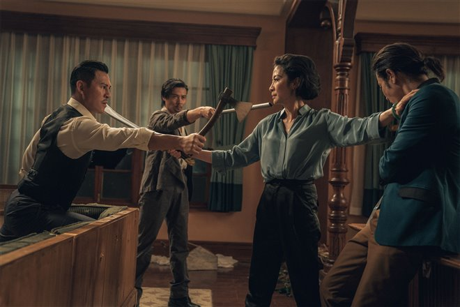 Master Z: Ip Man Legacy Photo 4 - Large