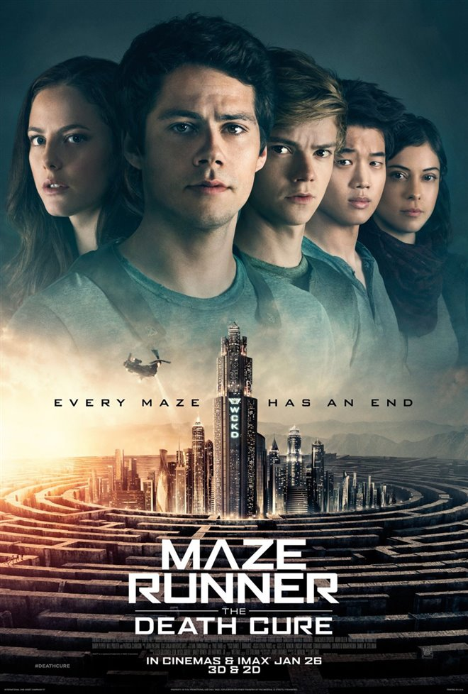 Maze Runner: The Death Cure Photo 8 - Large