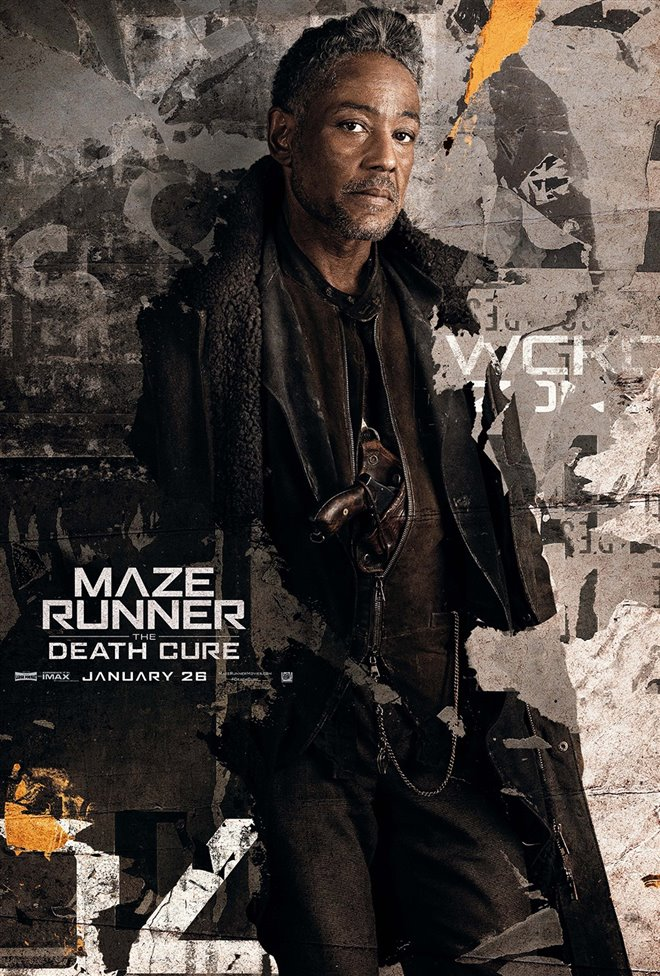 Maze Runner: The Death Cure Photo 12 - Large