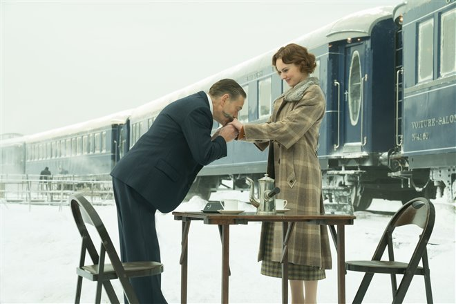 Murder on the Orient Express Photo 7 - Large