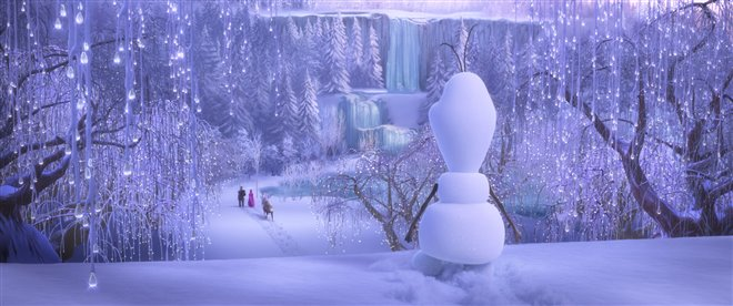 Once Upon a Snowman (Disney+) Photo 4 - Large