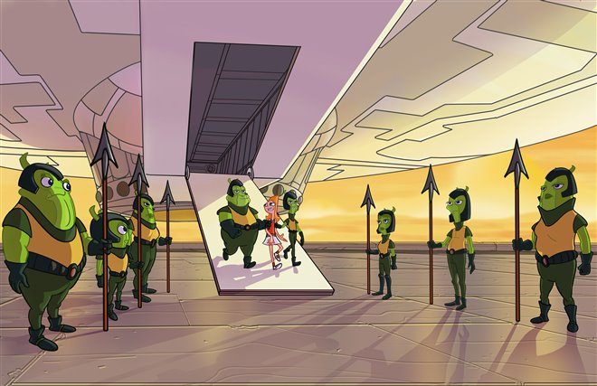 Phineas and Ferb the Movie: Candace Against the Universe (Disney+) Photo 6 - Large