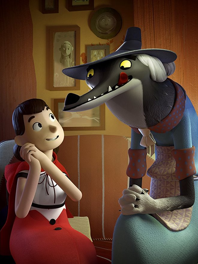 Revolting Rhymes Photo 1 - Large