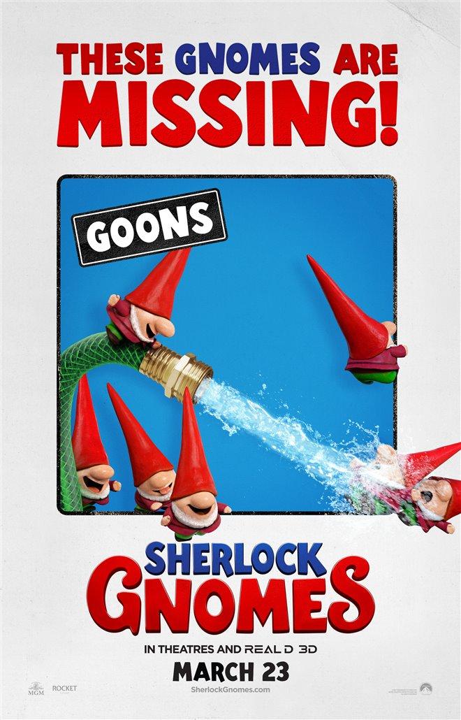 Sherlock Gnomes Photo 33 - Large