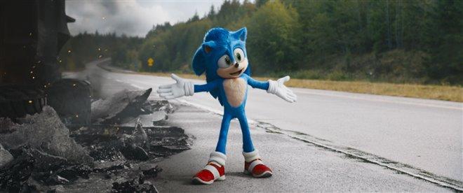 Sonic the Hedgehog Photo 4 - Large