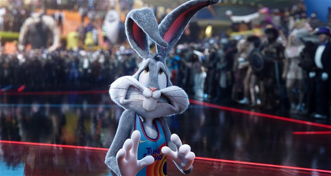 Space Jam: A New Legacy Photo 1 - Large