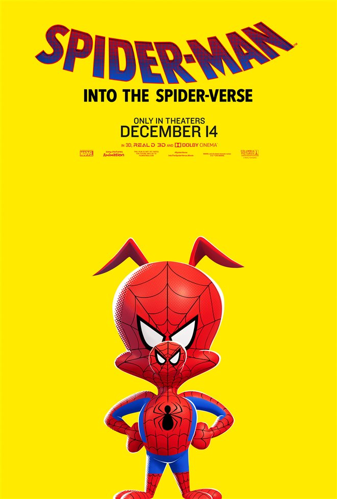 Spider-Man: Into the Spider-Verse Photo 24 - Large