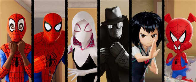 Spider-Man: Into the Spider-Verse Photo 10 - Large