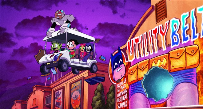 Teen Titans GO! to the Movies Photo 7 - Large