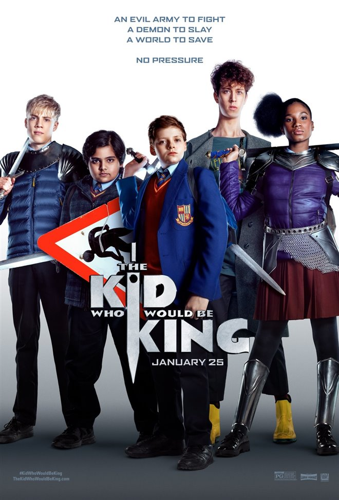 The Kid Who Would Be King Photo 15 - Large