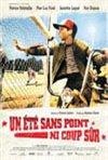 A No-hit, No-run Summer Movie Poster
