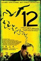 12 (v.o.a.) Movie Poster
