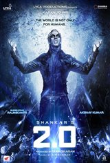 2.0 (Telugu) Movie Poster