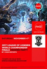 2016 League of Legends World Finals Viewing Parties by Coke eSports Movie Poster