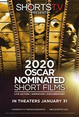 2020 Oscar Nominated Shorts - Documentary Movie Poster