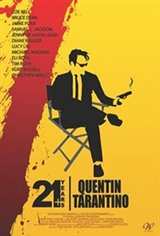 21 Years: Quentin Tarantino Movie Poster