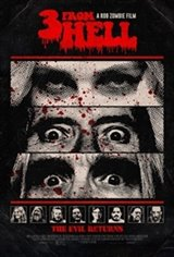 3 from Hell Large Poster