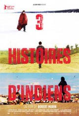 3 histoires d'Indiens Large Poster