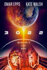 3022 Movie Poster