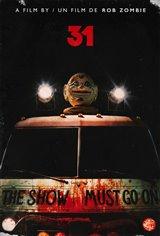 31 Movie Poster Movie Poster