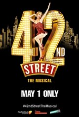 42nd Street - The Musical Large Poster