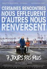 7 jours pas plus Movie Poster
