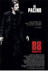 88 Minutes Movie Poster