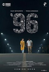 96 (Tamil) Movie Poster