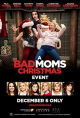 A Bad Mom's Christmas Event Large Poster