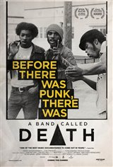 A Band Called Death Movie Poster