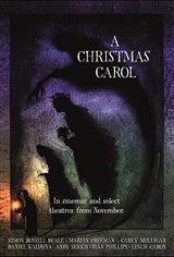A Christmas Carol (2020) Movie Poster